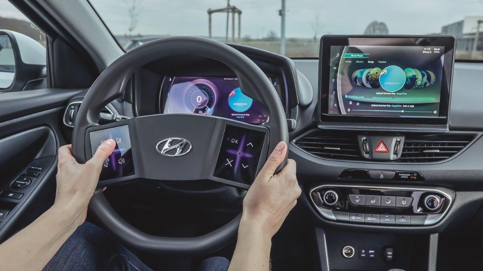 Hyundai: así es el nuevo puesto de conducción que tendrán todos sus coches