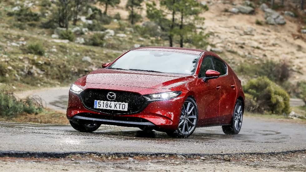 Mazda3 2019 2.0 Skyactiv-G: superprueba al motor de gasolina con etiqueta ECO