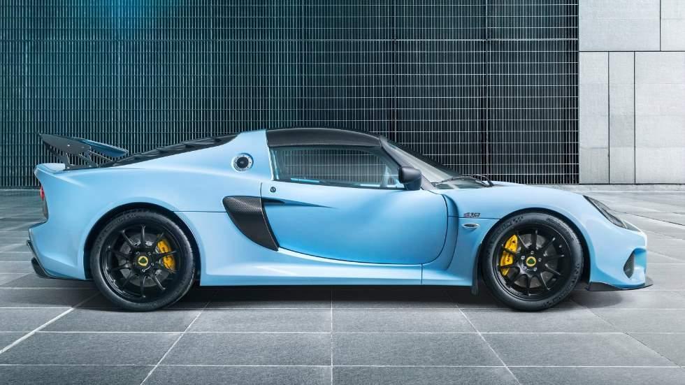 Lotus lanzará un nuevo coche deportivo más práctico y funcional en 2020
