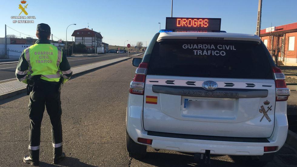 Cuatro años de cárcel para el Guardia Civil que causó un accidente con 3 muertos