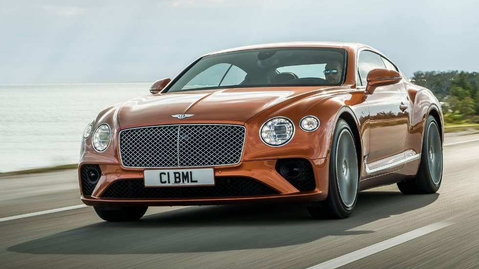 Bentley Continental GT V8 2020: deportividad con traje de etiqueta