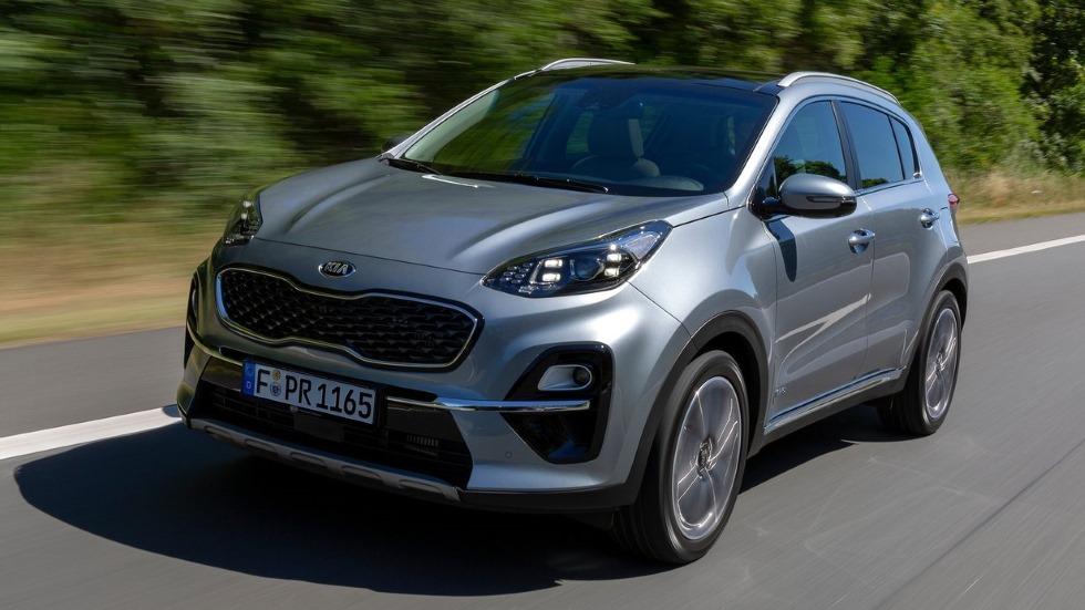 Kia Sportage 1.6 Diesel Mild Hybrid: el SUV estrenará versiones ECO en 2019