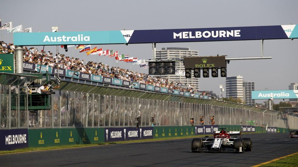 GP de Australia de F1: algunos números interesantes del pasado Gran Premio