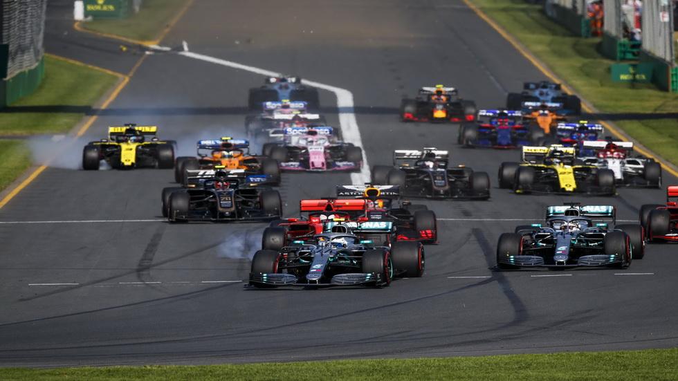 GP Australia F1: ¿por qué Hamilton llevó un ritmo menor que Bottas en carrera?