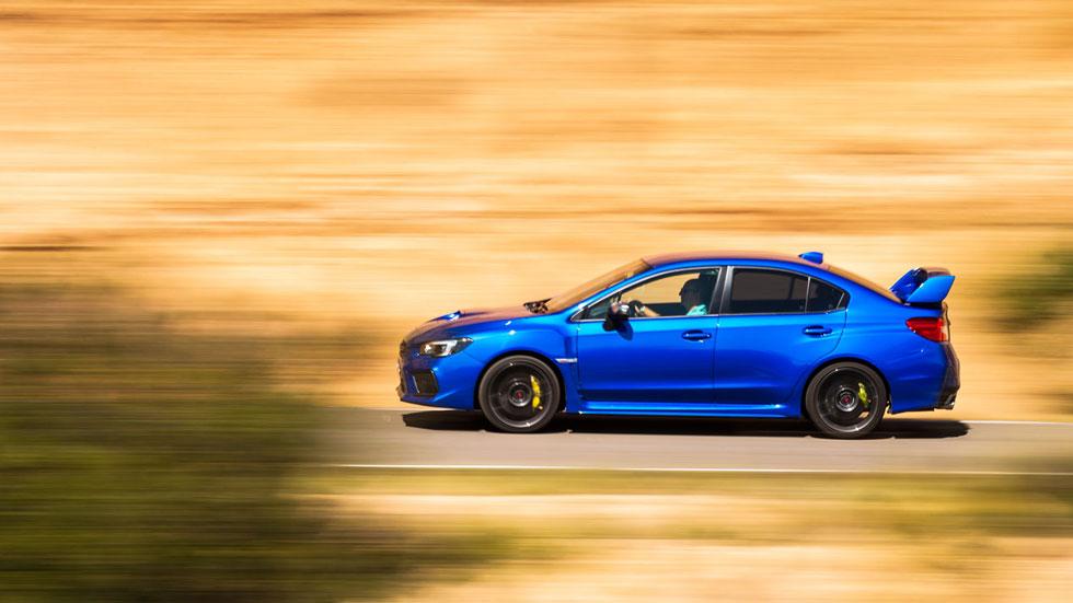 Subaru WRX STi: probamos uno de los grandes deportivos japoneses