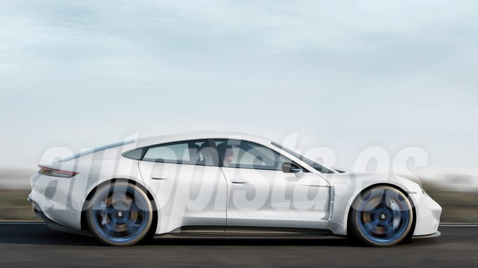 Porsche Taycan: todos los secretos del primer Porsche eléctrico,  a la venta en otoño
