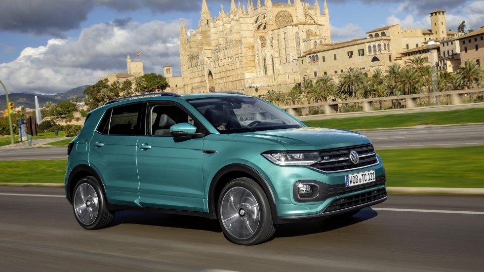 Volkswagen T-Cross: probamos el nuevo SUV, con la base del Seat Arona