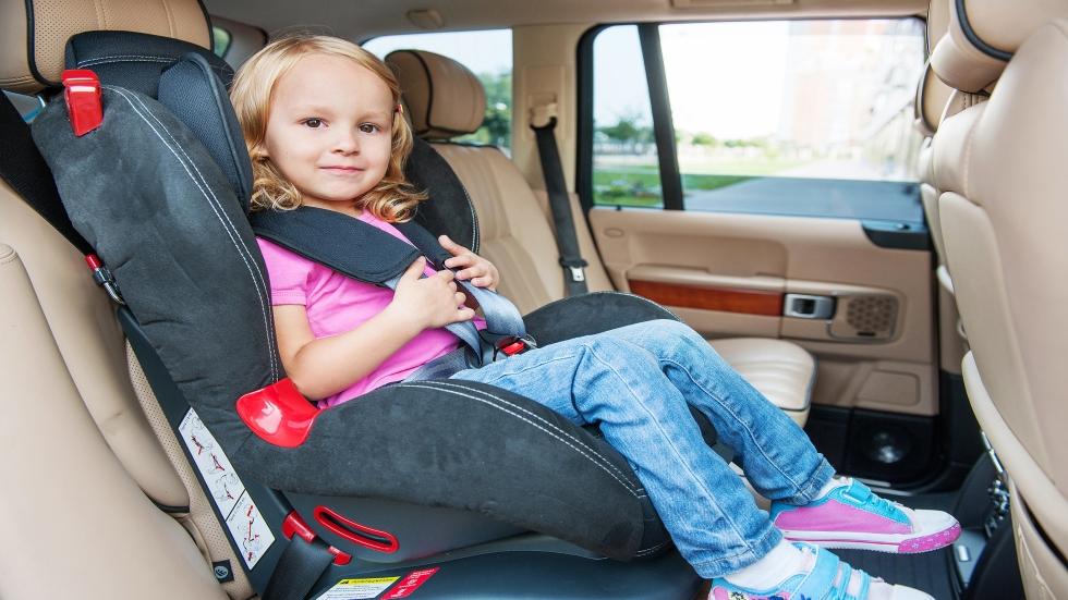 ¿Qué sillita infantil le corresponde a tu hijo? Los tipos que hay por edad y peso