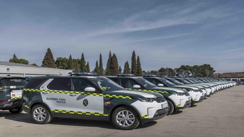 Los nuevos coches de la Guardia Civil para multar: la DGT compra enormes SUV Diesel