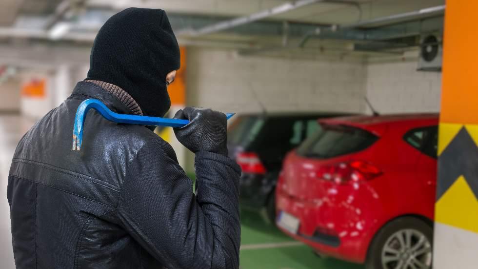 Los 10 coches más robados en España y en Europa