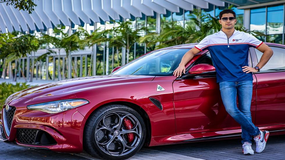 Fórmula 1: Juan Manuel Correa se une a Alfa Romeo Racing como piloto de desarrollo