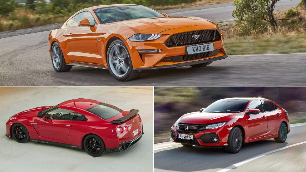 Los 30 coches más populares en Instagram