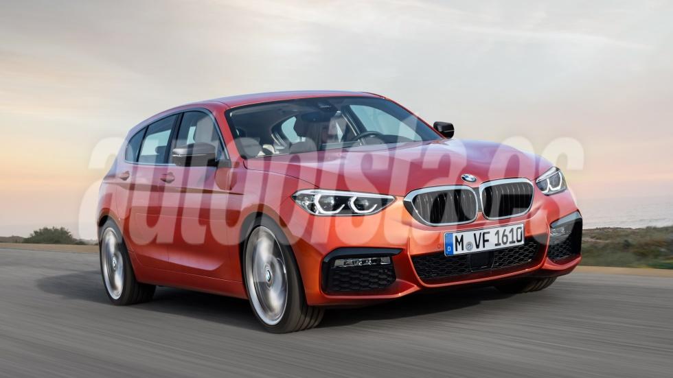 Nuevo BMW Serie 1: todos los secretos del compacto, confirmado ya para 2019