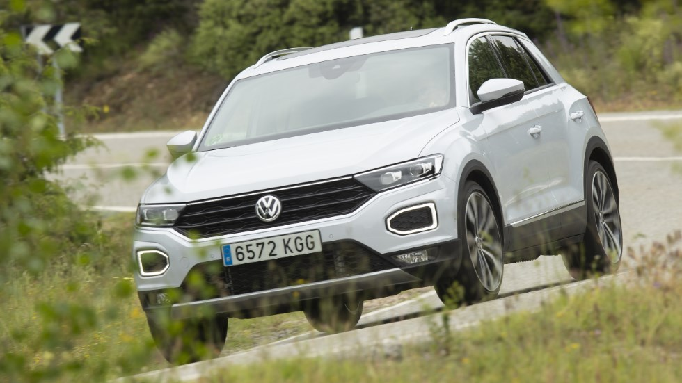 VW T-Roc Sport 2.0 TSI 190 CV: probamos un SUV con espíritu de GTI