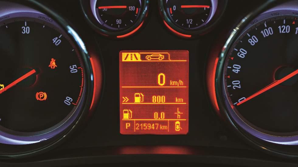 Cómo comprobar si un coche de segunda mano tiene o no los kilómetros reales