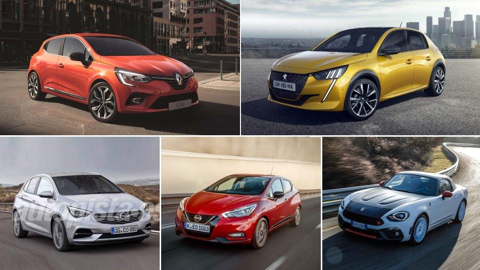 Todos los nuevos coches utilitarios y urbanos que llegan en 2019, marca a marca