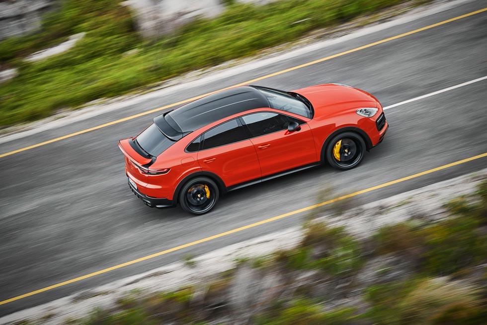 Porsche Cayenne Coupé 2019: precios y todos los datos del nuevo SUV deportivo