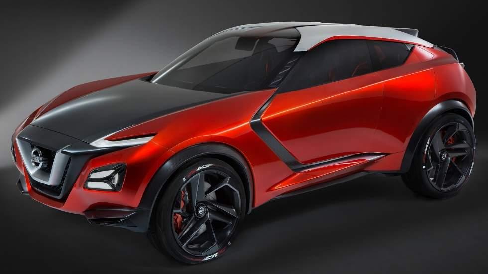 Nissan Juke 2020: el nuevo SUV tendrá un diseño espectacular, mitad Leaf, mitad Qashqai