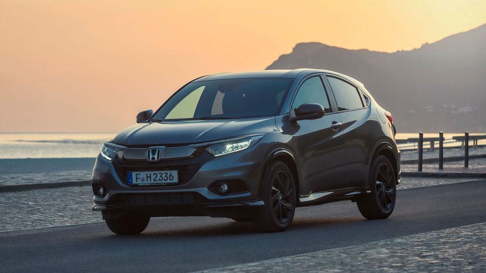 Honda HR-V 2019: todos los datos y fotos oficiales del nuevo SUV