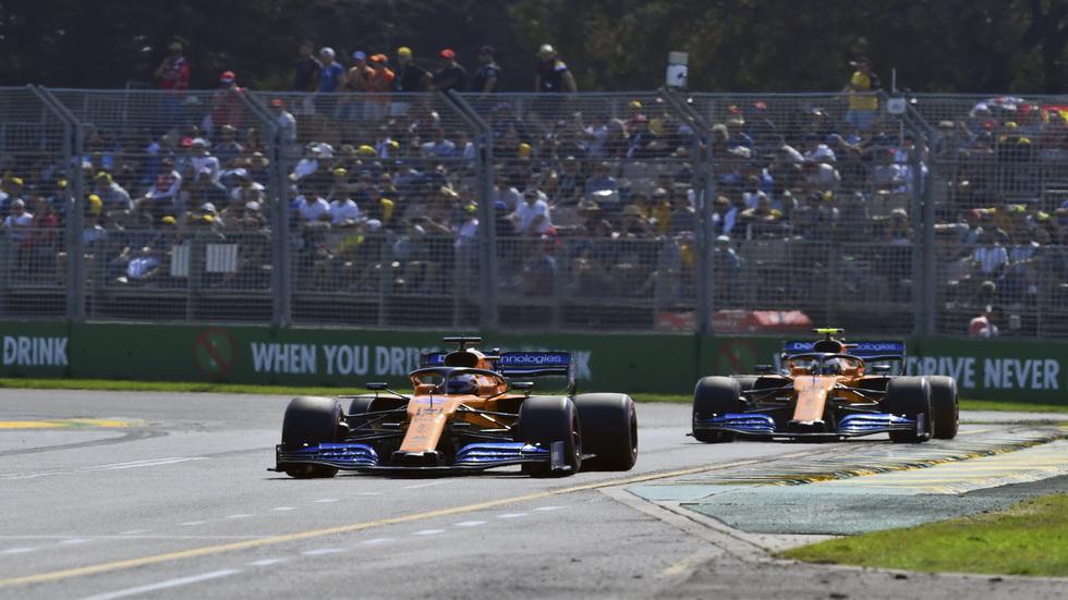 """GP de Baréin de F1: """"borrón y cuenta nueva"""" para Carlos Sainz"""