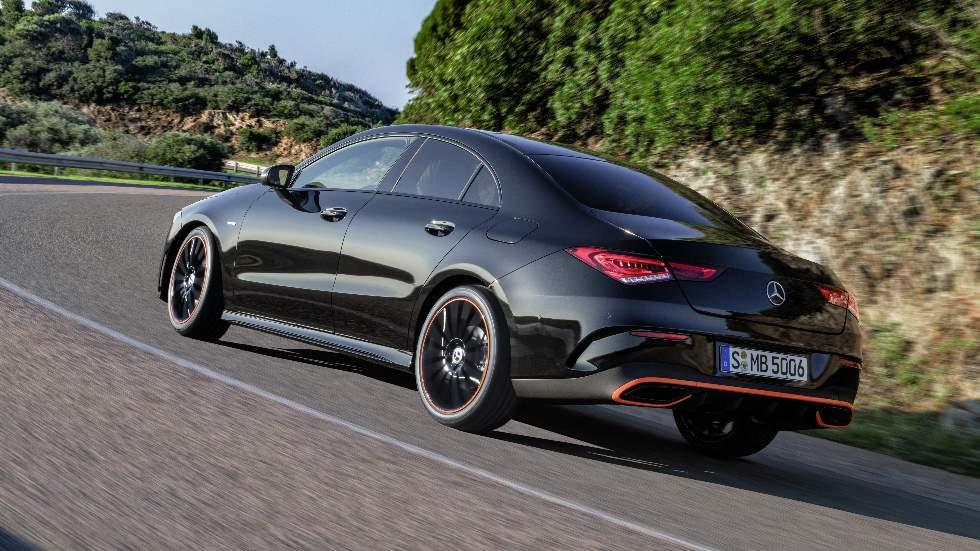 Mercedes CLA Coupé 2019: precios y datos para España