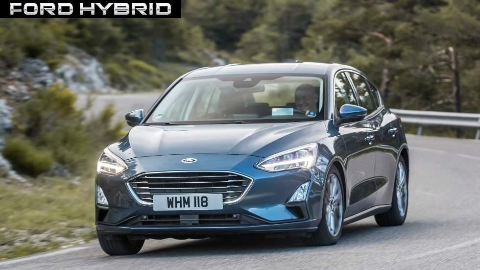 Nuevos Ford Fiesta y Focus híbridos con sistema de 48V: todos los datos