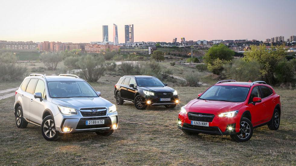 Subaru Outback GLP 2019: así es el nuevo SUV con etiqueta ECO