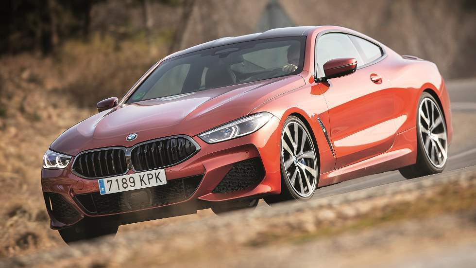 A prueba el BMW 840d xDrive: un Diesel de buenas prestaciones y bajo consumo