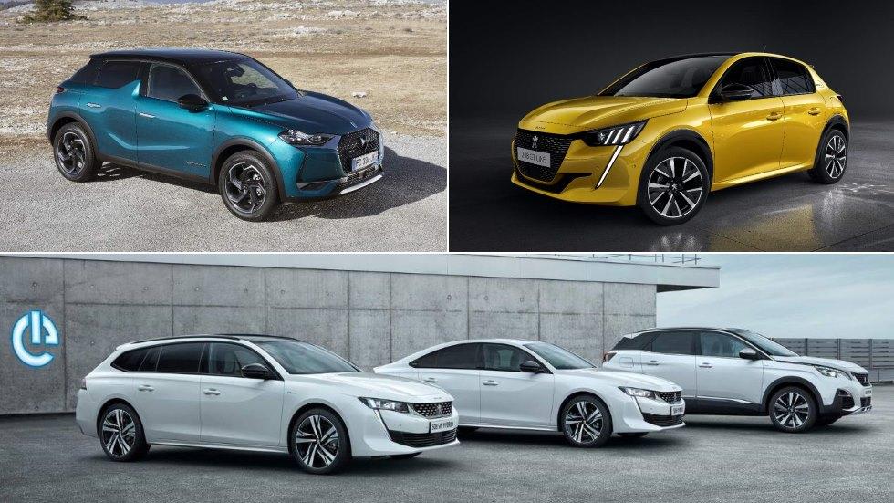Los nuevos Citroën, DS y Peugeot para 2019: 208, C5 Aircross, C3, 3008, 2008…