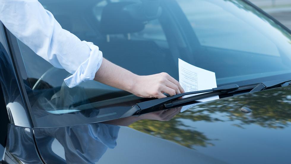 Los detalles de una multa de Tráfico que puede hacer que no la pagues