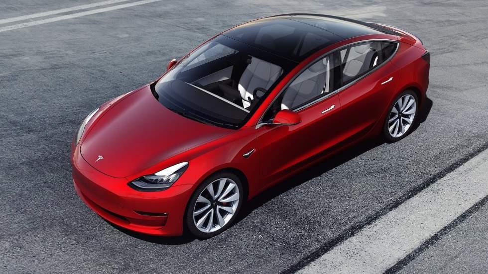 El Tesla Model 3 ya vende más que el BMW Serie 3, Mercedes Clase C y Audi A4