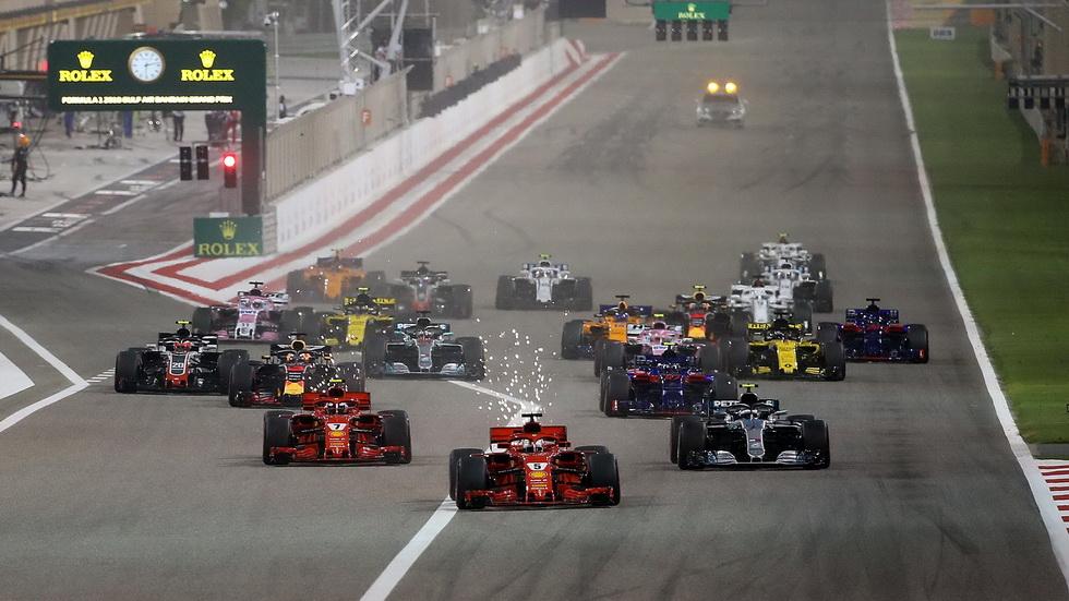 GP de Baréin de F1: estos son los horarios del fin de semana