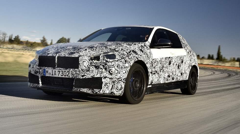 El BMW Serie 1 2019, casi a punto: nuevos datos y fotos