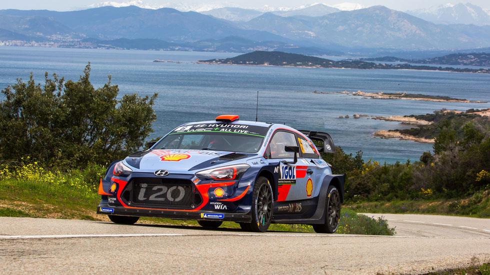 Tour de Corse 2019: previo y horarios