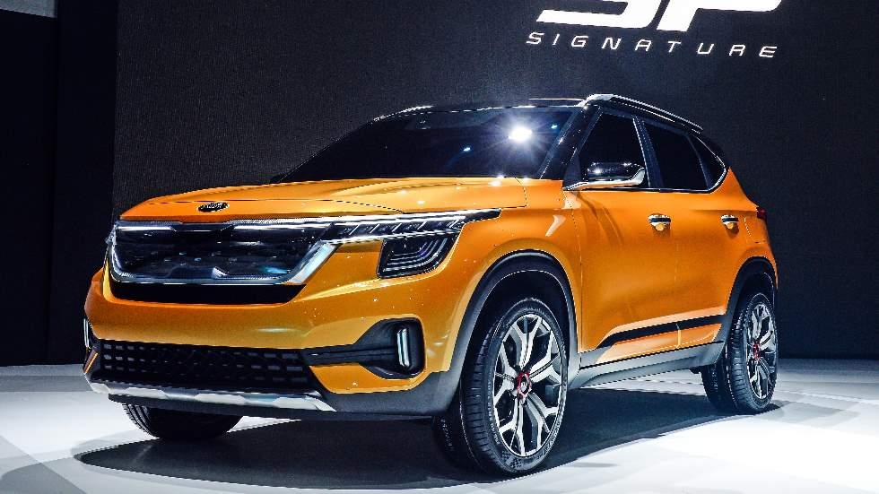Kia Masterpiece y SP Signature: así son los nuevos SUV que lanzará Kia