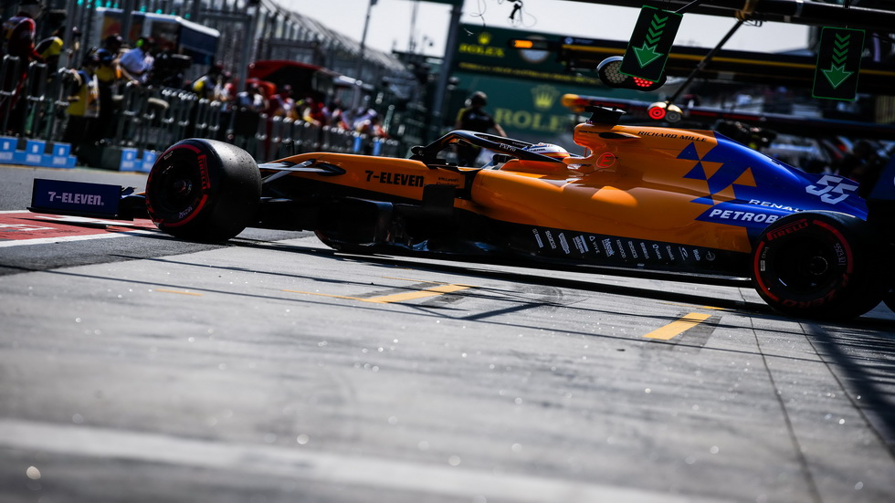 GP de Baréin de F1: dos de tres para Carlos Sainz