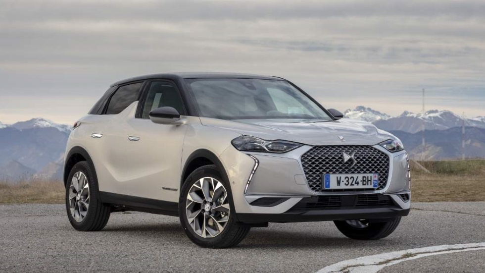 DS  3 Crossback E-Tense, a prueba: el SUV eléctrico será la base de Peugeot 208 y 2008
