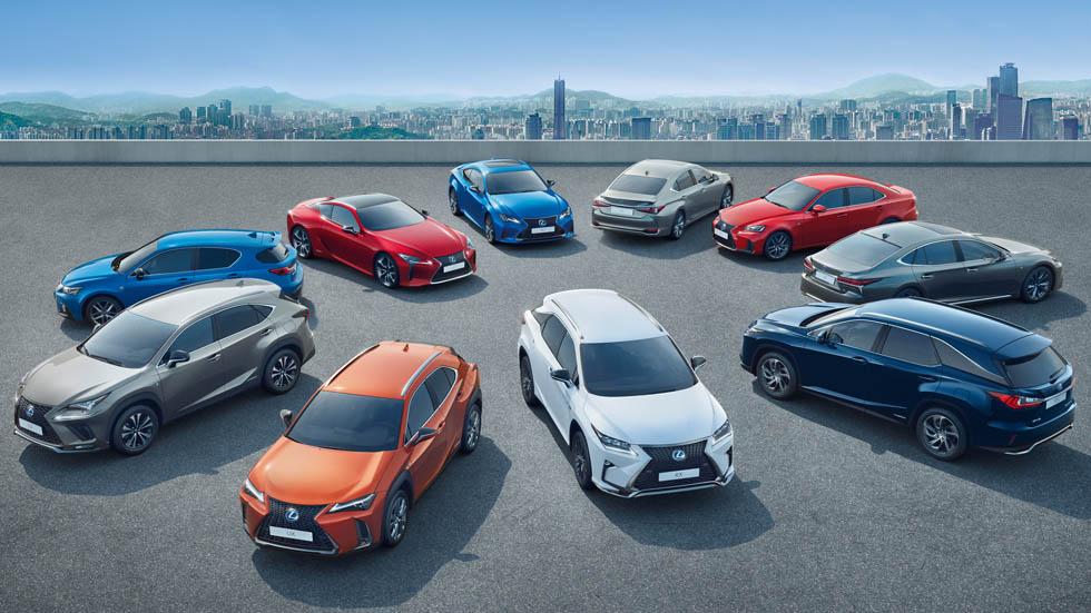 Lexus Full Drive: un innovador servicio de pago por uso de tu coche