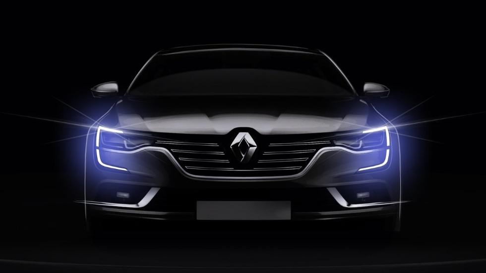 Renault Talisman 2020: así es la nueva berlina que viene