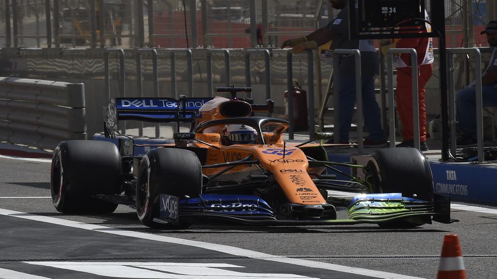 GP de Baréin: Sainz undécimo en la segunda sesión