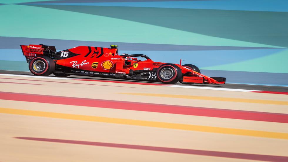 GP de Baréin de F1 (FP3): otra vez los Ferrari, con un McLaren muy fuerte
