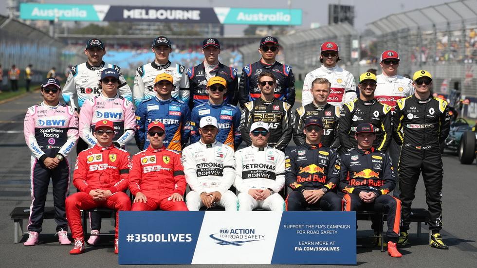 GP de Baréin de F1: reunión de los pilotos con los comisarios
