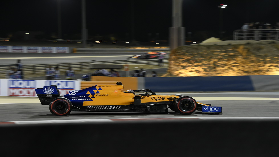 GP de Baréin de F1: muy buena calificación para Sainz, con la 7ª posición