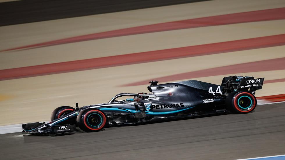 GP de Baréin de F1: victoria para Hamilton tras los problemas de motor de Leclerc