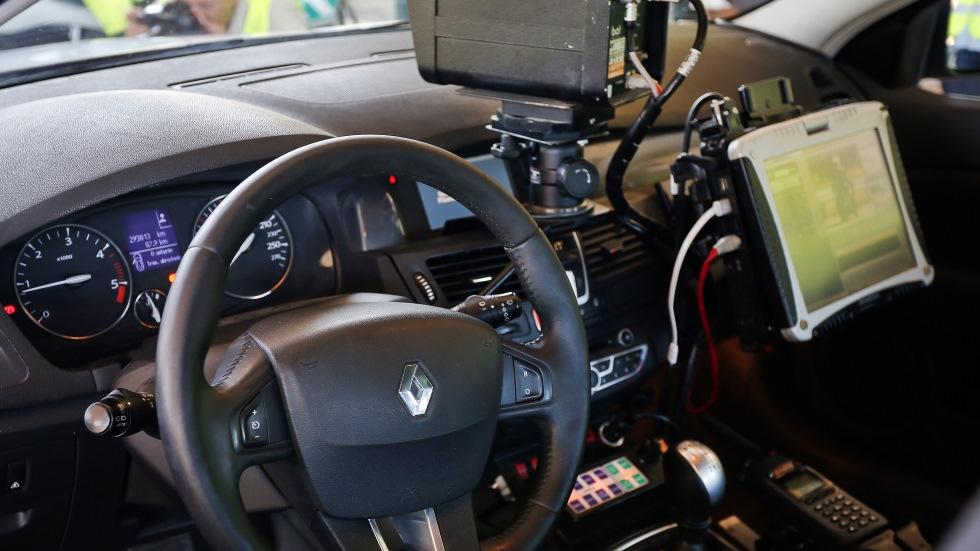 Coches camuflados vigilarán en carretera las distracciones al volante