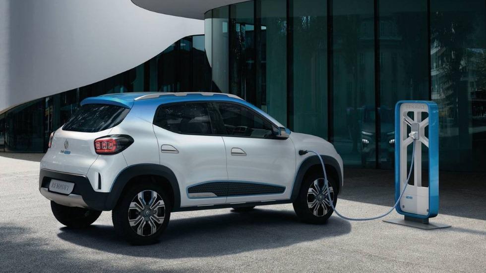 Renault Kwid EV: así es el próximo SUV eléctrico