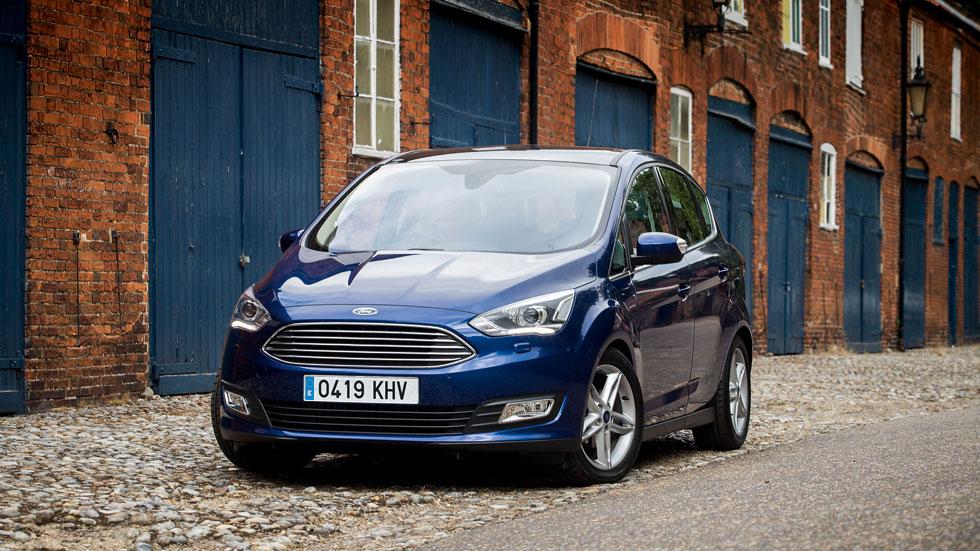 Adiós al mercado: Ford dejará de producir el C-Max y el Grand C-Max