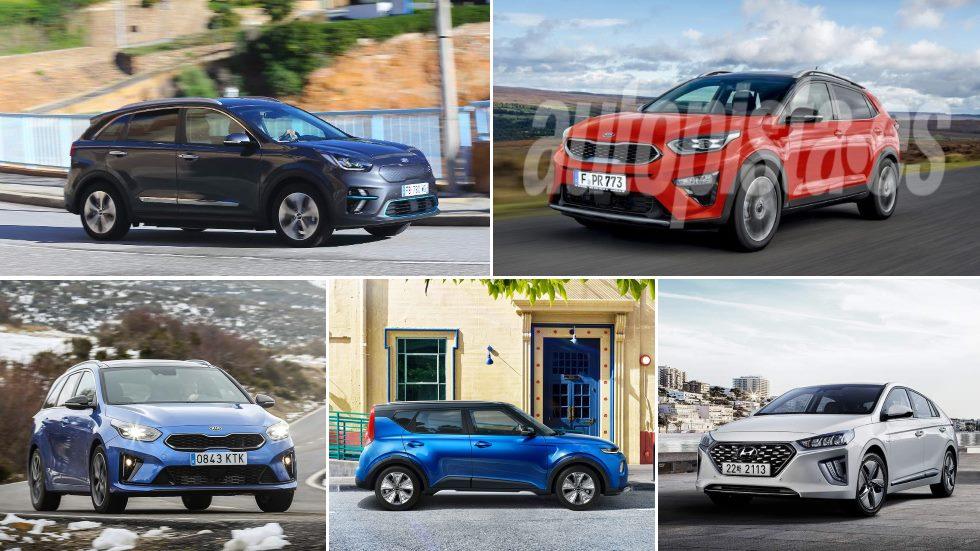 Todos los nuevos Hyundai y Kia para 2019: Sonata, e-Niro, XCeed, Ioniq…