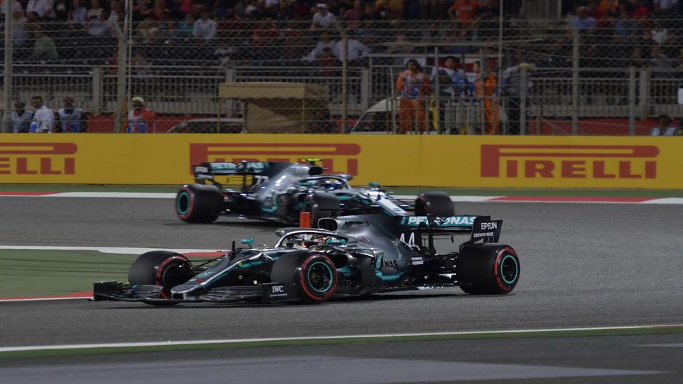 GP de Baréin de F1: ¿por qué Bottas llevó peor ritmo que Hamilton en carrera?
