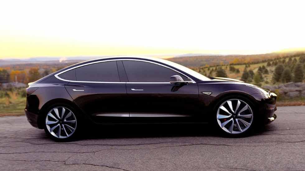 Tesla ya arrasa en España con el Model 3: así están hoy las ventas de coches eléctricos